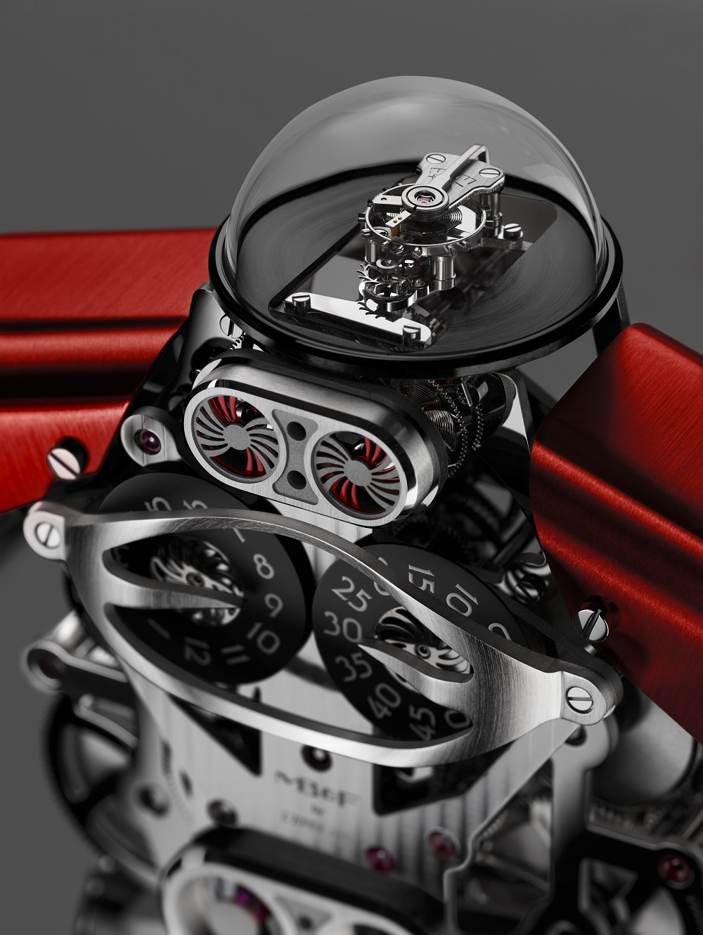 Only Watch 2015: MB&F Melchior