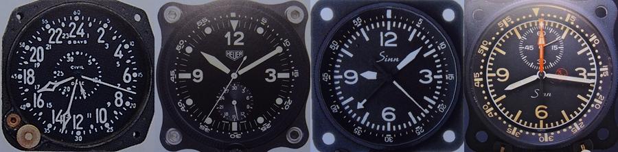 Name:  Mid Jet Era - Cockpit Clocks.JPG Views: 1154 Size:  233.1 KB