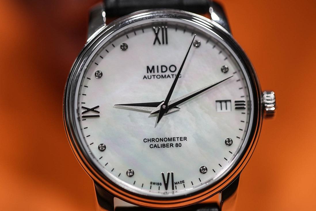 Mido Chrono 80