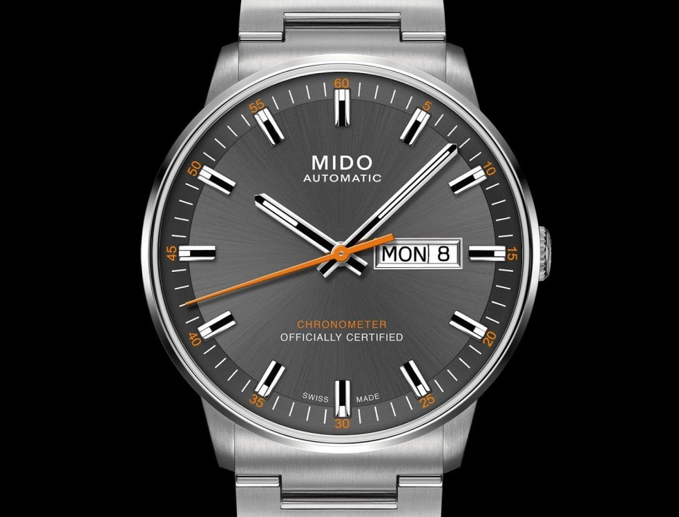 Top 7 watches for climbing the corporate ladder for Mido watches