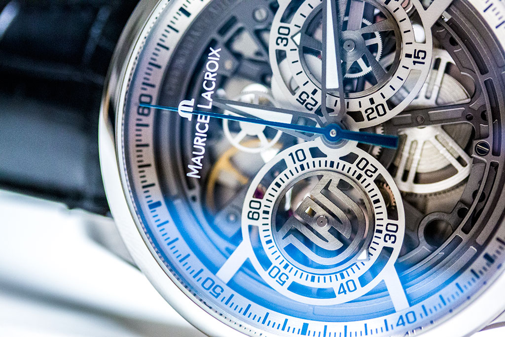 Maurice Lacroix Skeleton Chronograph Masterpiece Baselworld 2016