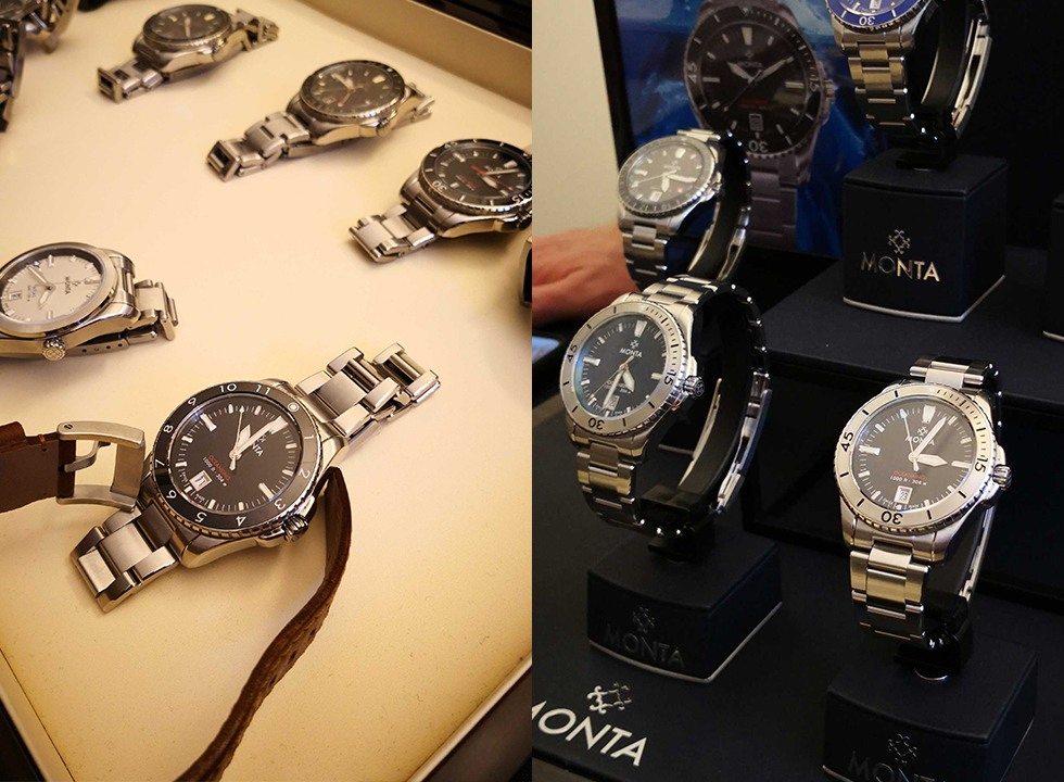 Monta Watches Baselworld