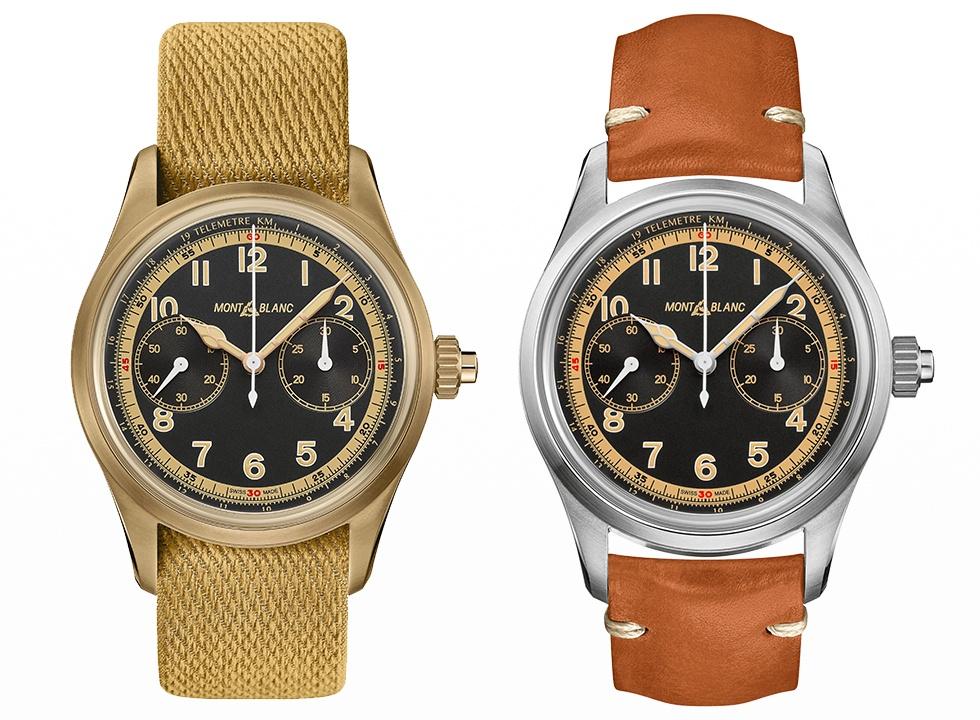 montblanc monopusher chronograph