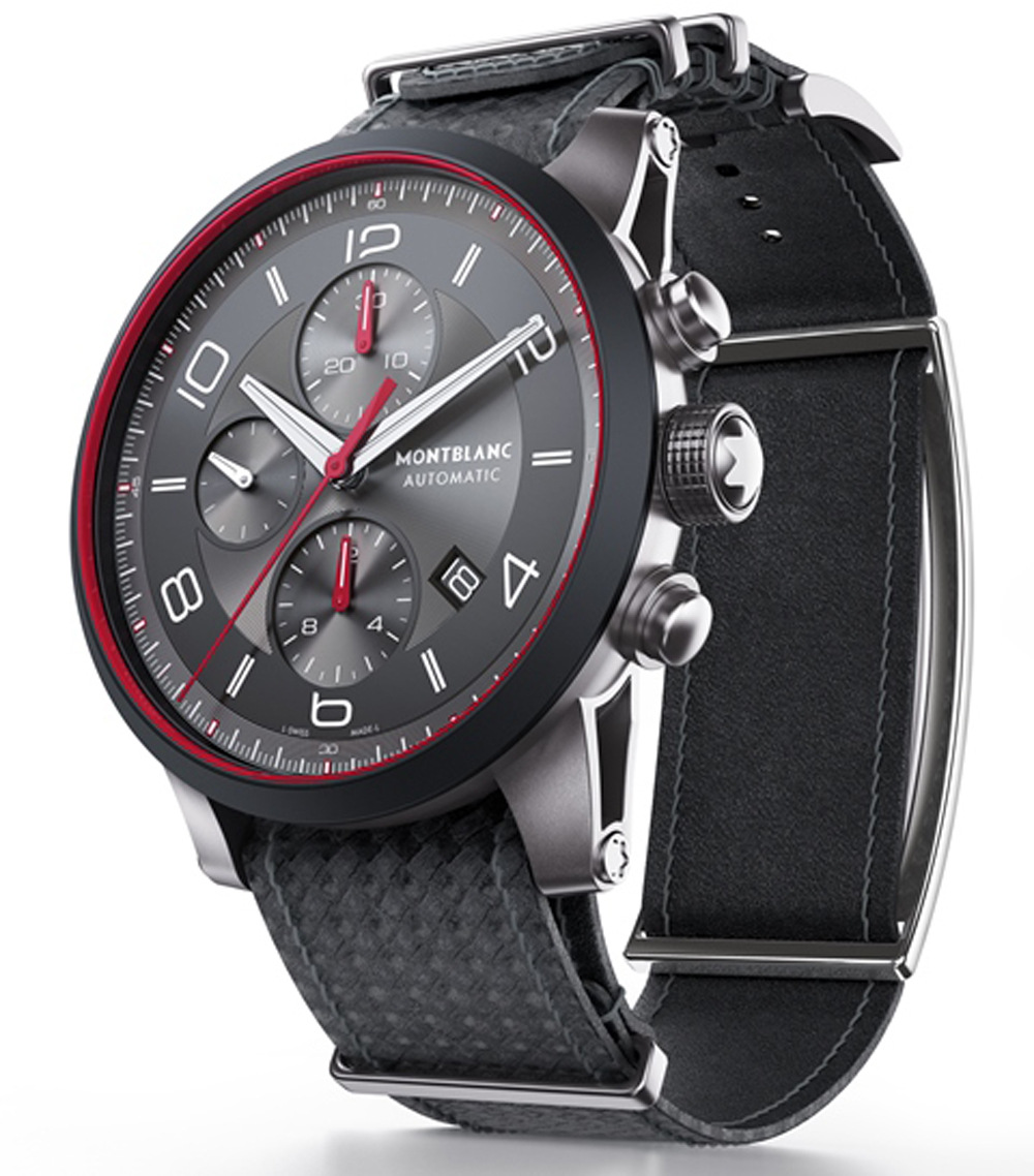 Pre-SIHH: Montblanc TimeWalker Urban Speed e-Strap