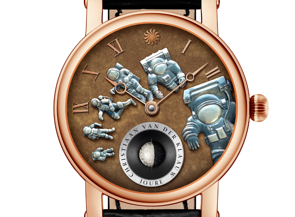 Daniel Reintjes on Christiaan Van Der Klaauw's Most Accurate Moon Phase Watch in the World