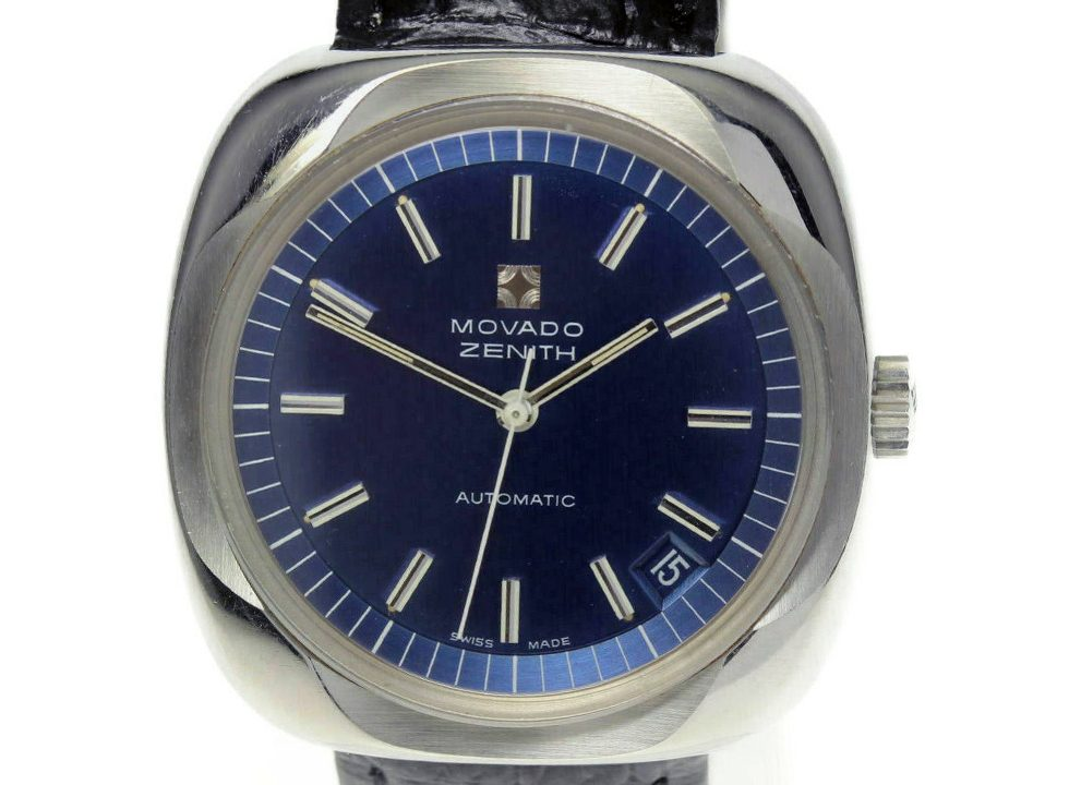 Movado Zenith Automatic watch