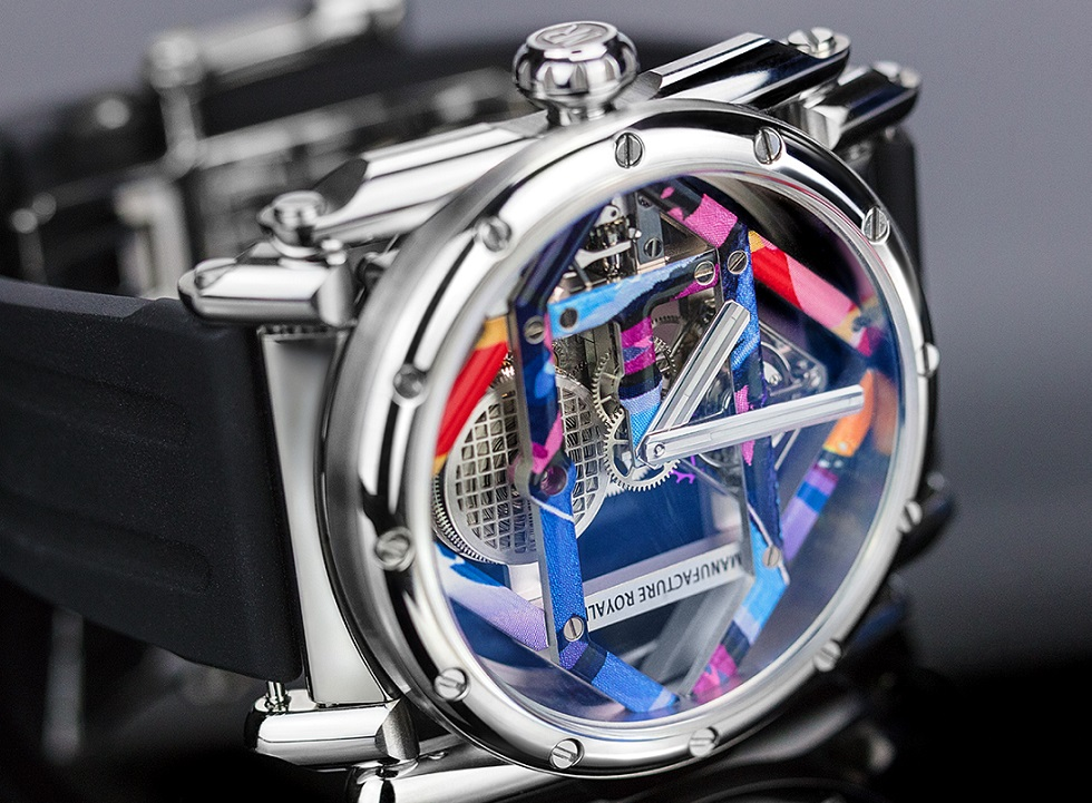 Manufacture Royale ADN Street Art Collection