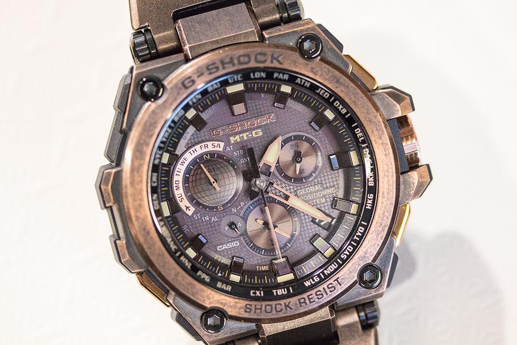 G-Shock MT-G sunken treasure MTG-G1000AR