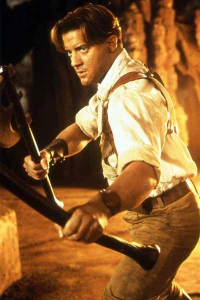 brendan fraser the mummy 1. Fraser in #39;The Mummy#39;
