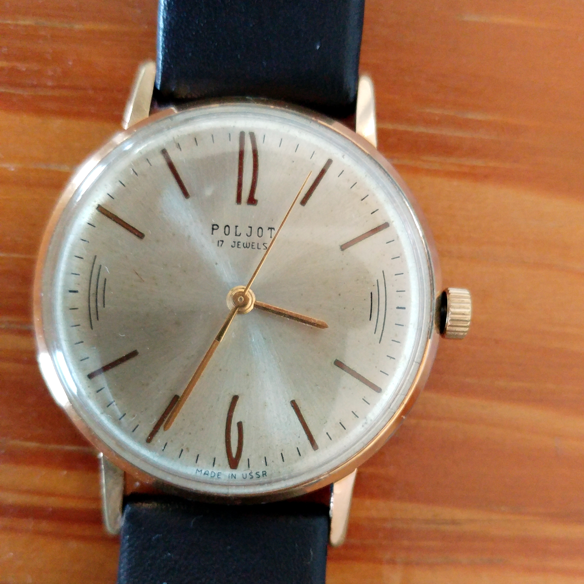 Name:  my poljot watch.jpg Views: 91 Size:  1.85 MB