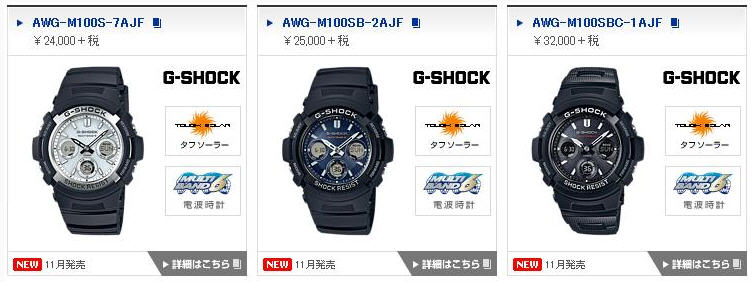 Name:  New AWGM100s.jpg Views: 219 Size:  49.7 KB
