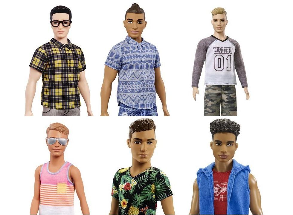 Barbie's New Look Ken