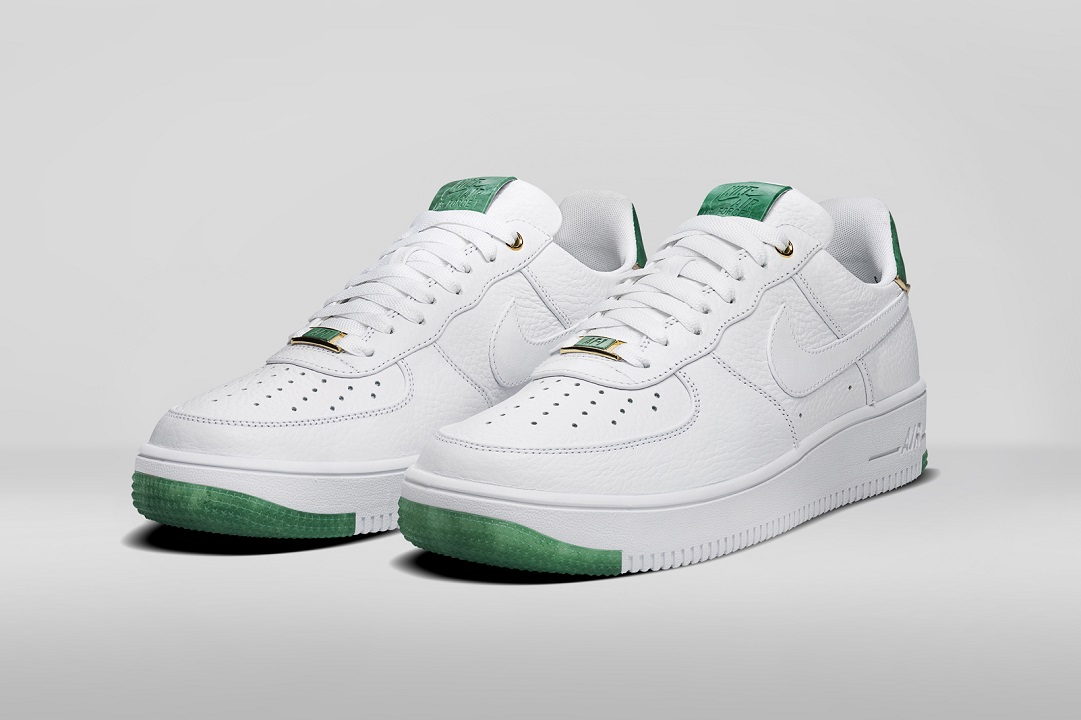 """Match The Watch With The Shoe: Nike Air Force 1 NAI KE """"JADE"""" Chinese New Year Limited Edition"""
