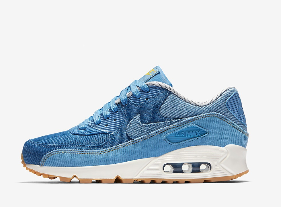 nike air max 90 denim corduroy 881105 402 02