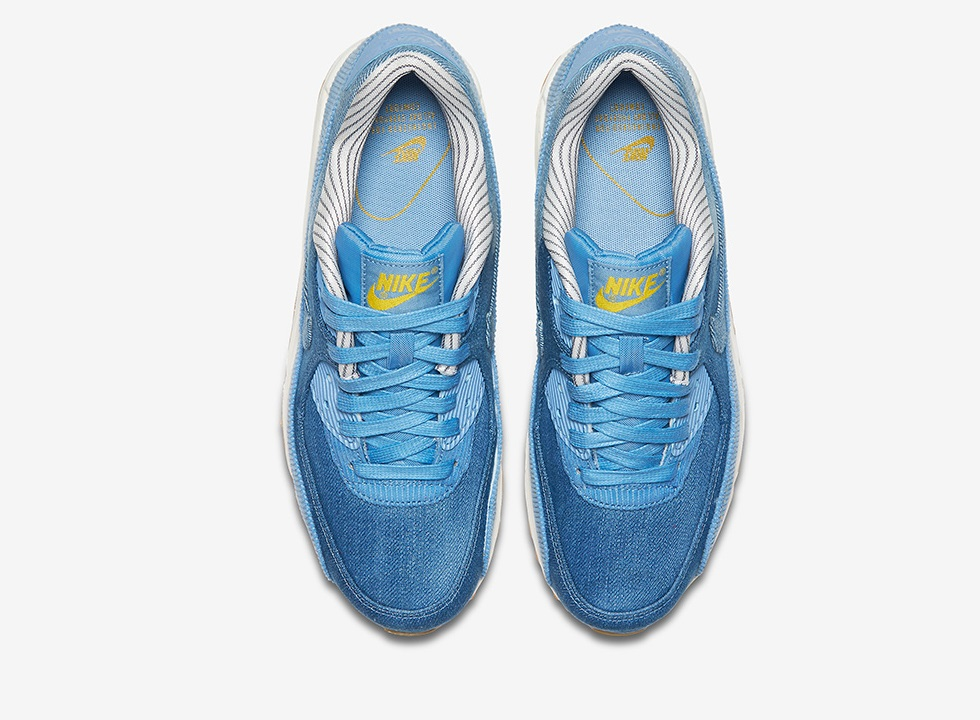 MTWWTS: Nike Air Max 90 Denim Corduroy Ernie Romers Mix
