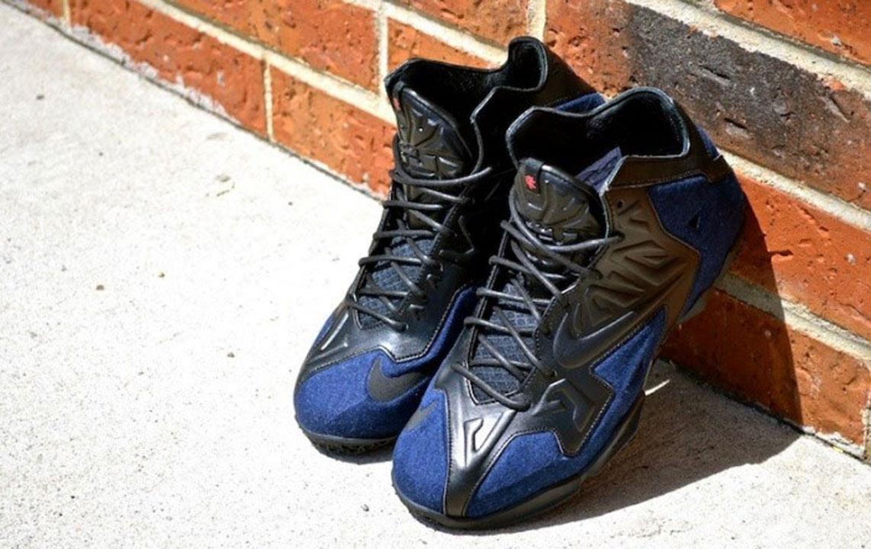 Nike-LeBron-Denim