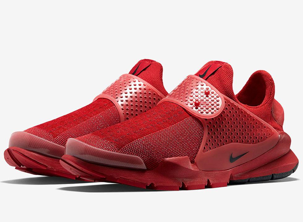 """MTWWTS: Nike Sock Dart """"Sport Red"""""""