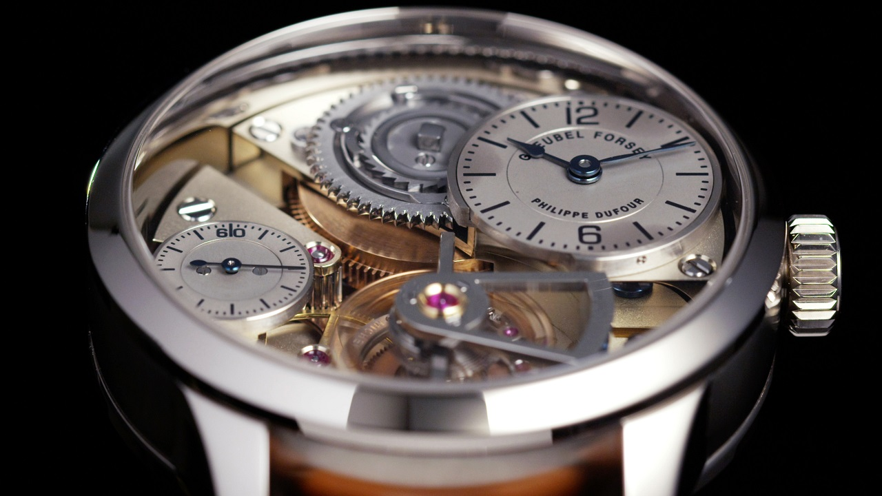 Greubel Forsey 'Montre École' achieves over $1.4m in auction