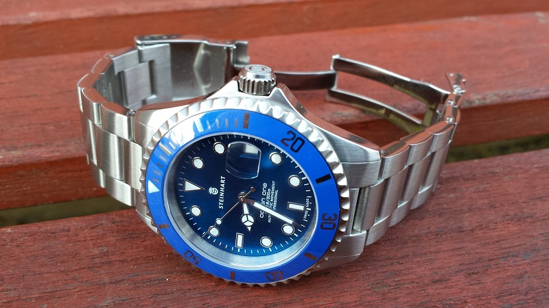 Steinhart Ocean One Premium Blue Mini Picture Review