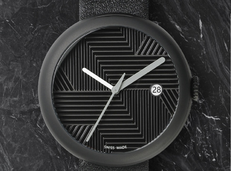 Kickstarter: UK brand Objest launches a customizable automatic Hach watch