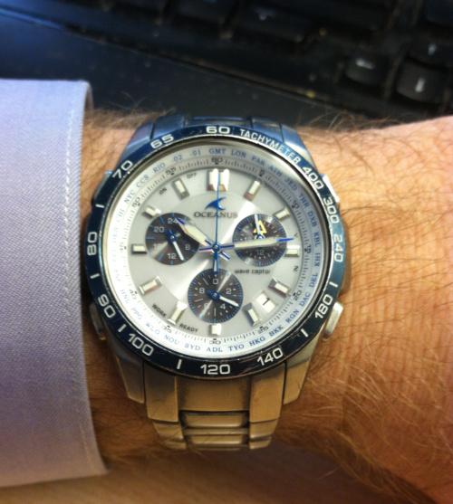Name:  Oceanus ows 800 on wrist-1.JPG Views: 451 Size:  125.4 KB