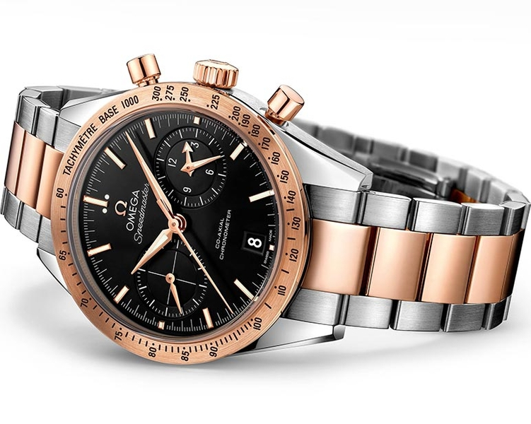 Name:  Omega Speedmaster 57 in red gold.jpg