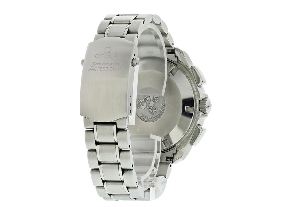 Omega Speedmaster Rattrapante bracelet clasp