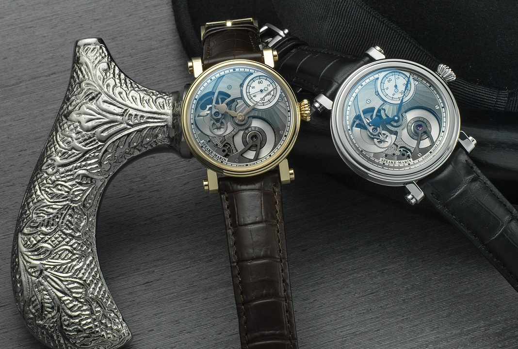Speake-Marin One and Two