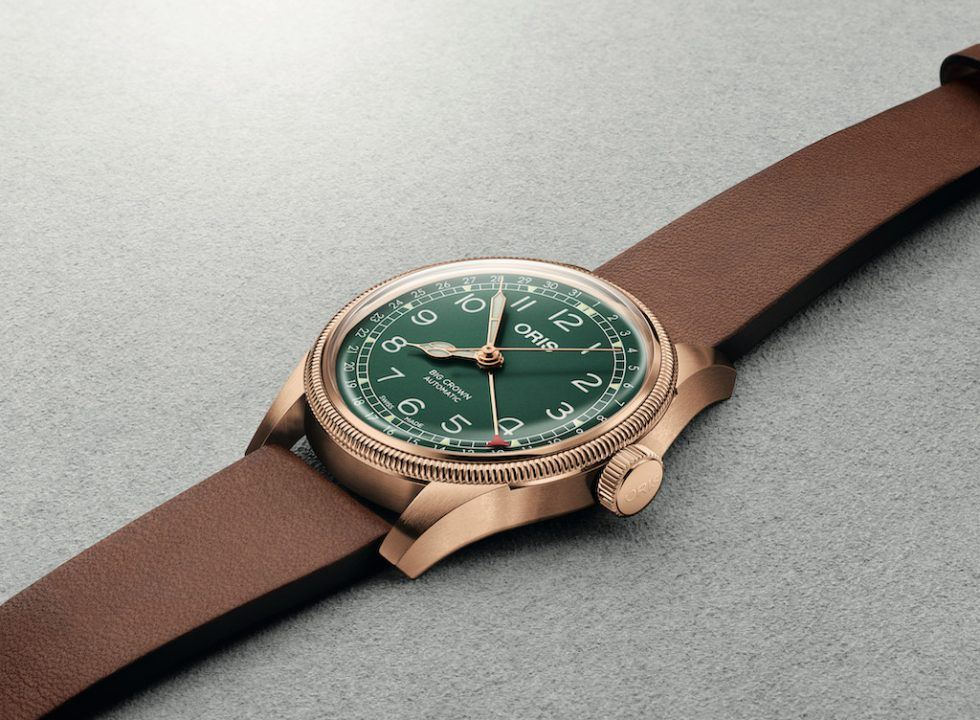 BIG CROWN POINTER DATE 80TH ANNIVERSARY EDITION