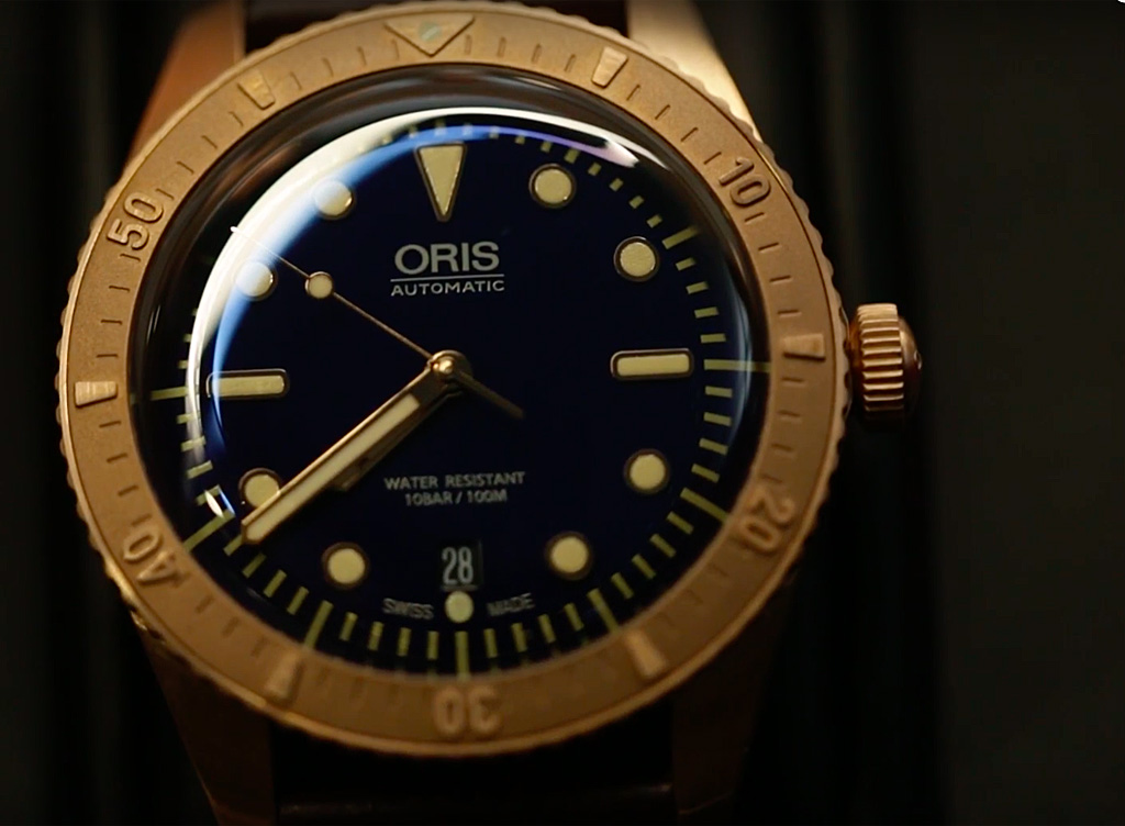 Baselworld 2016: Oris Watch Collection Preview