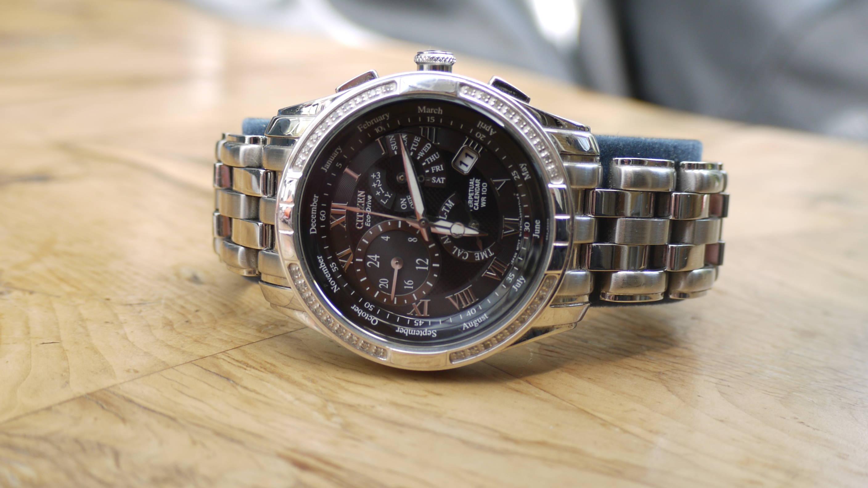 Citizen Men's BL8000-54L Eco-Drive Calibre 8700 Perpetual Calendar Watch(银联62信用卡结算可再减15美金)-奢品汇 | 海淘手表 | 腕表资讯