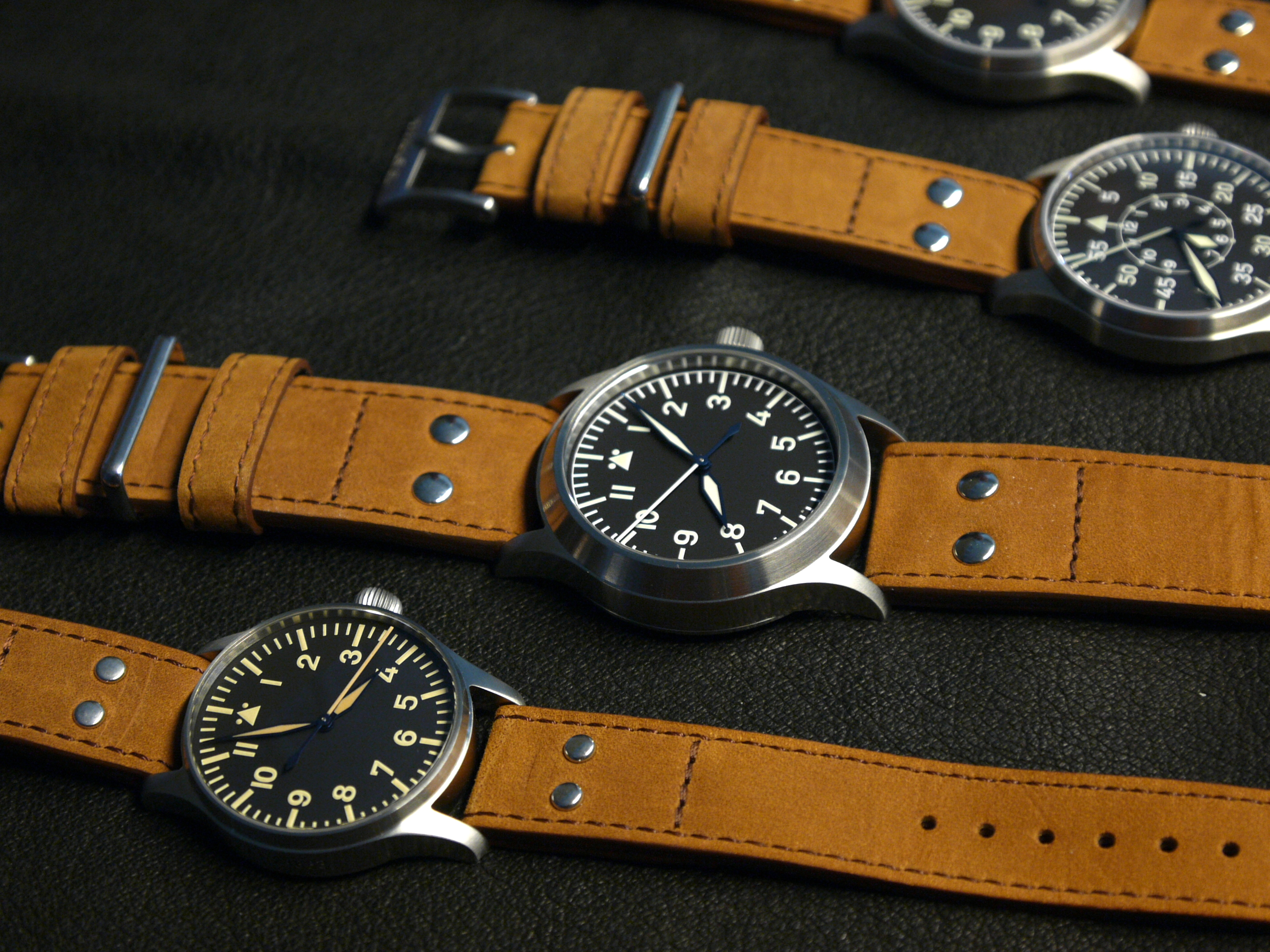 STOWA 90th Anniversary Flieger collection
