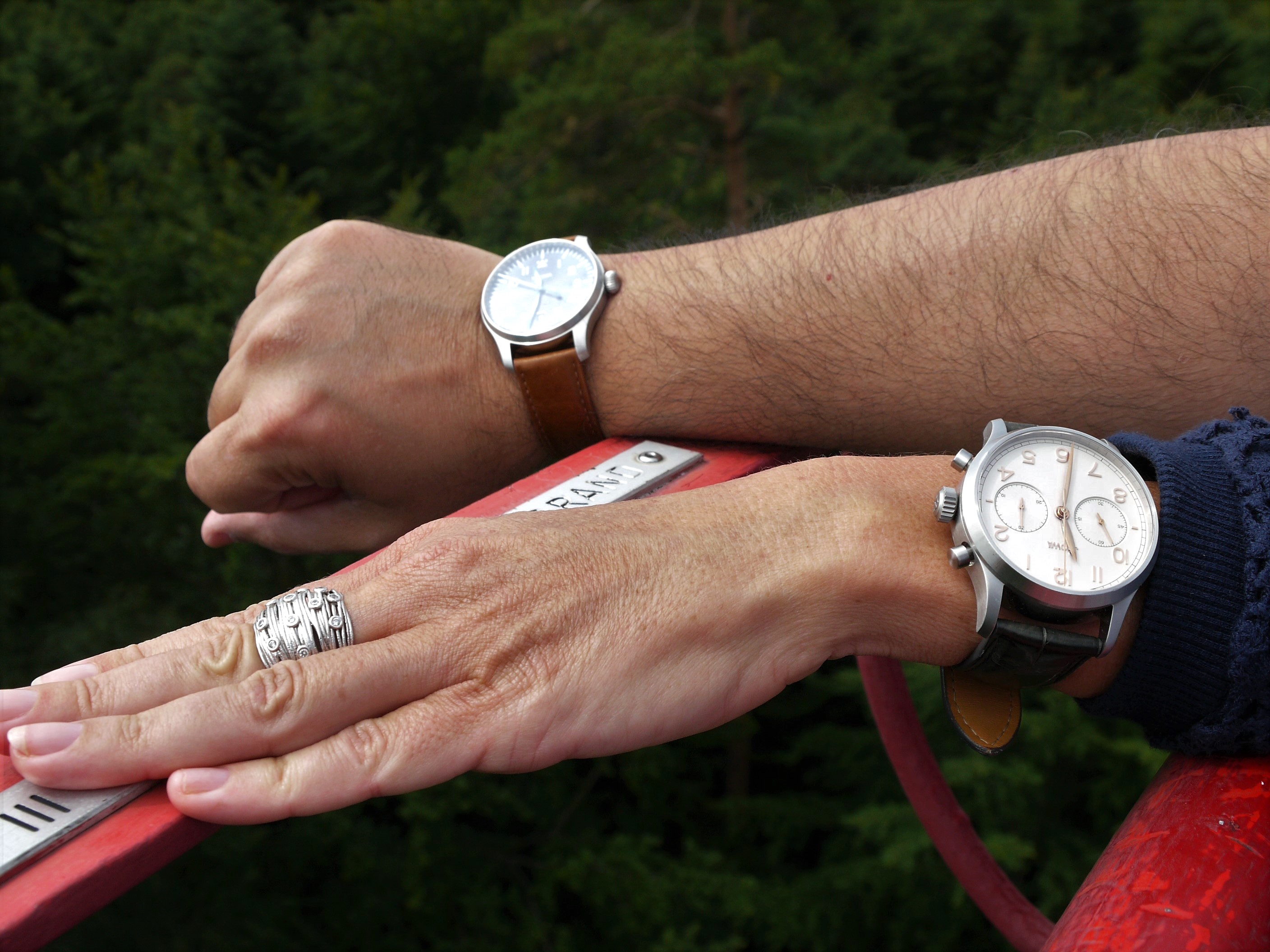 We did not miss any wristshot opportunity