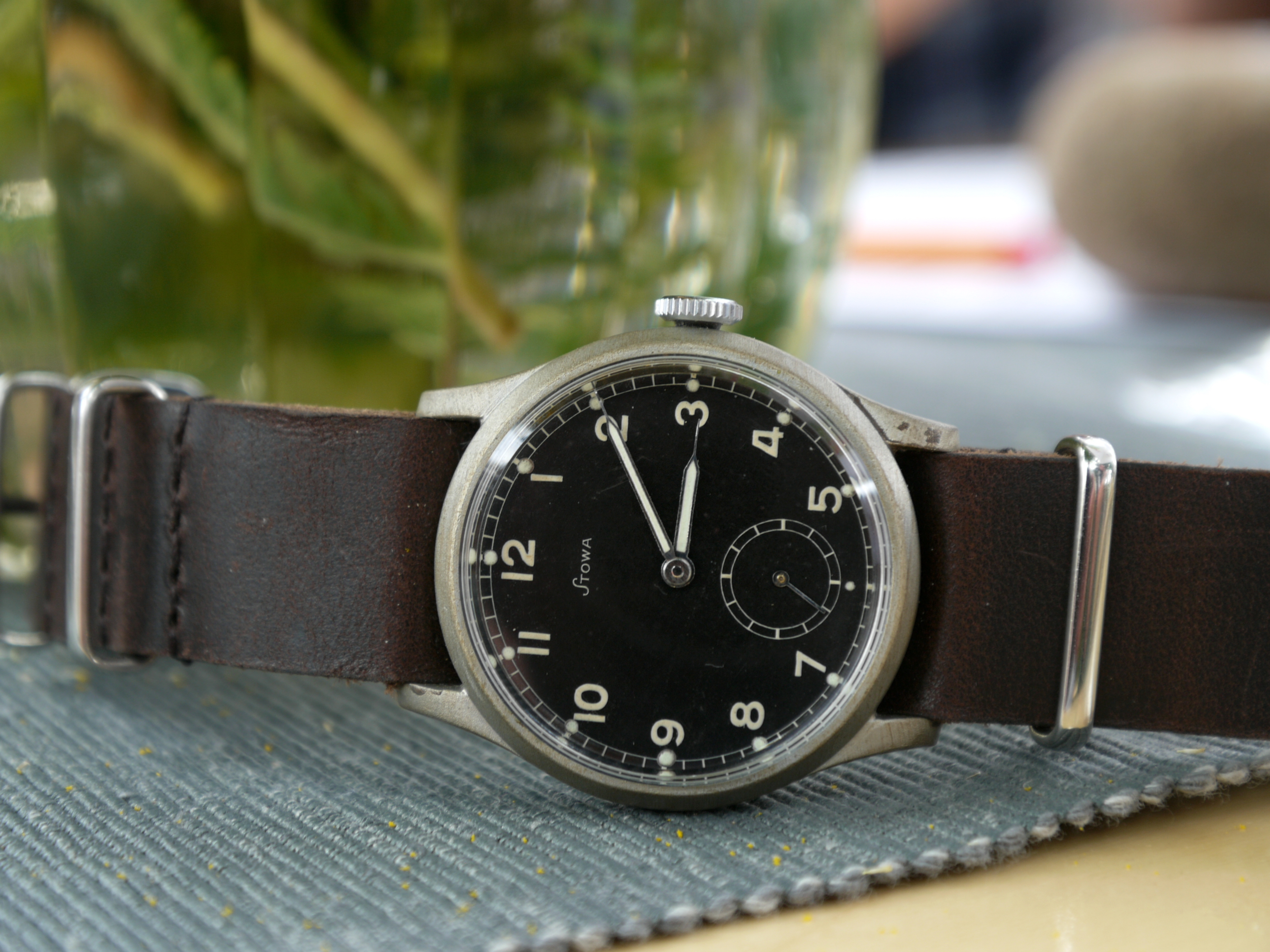 Perfect example of vintage Stowa from a collector