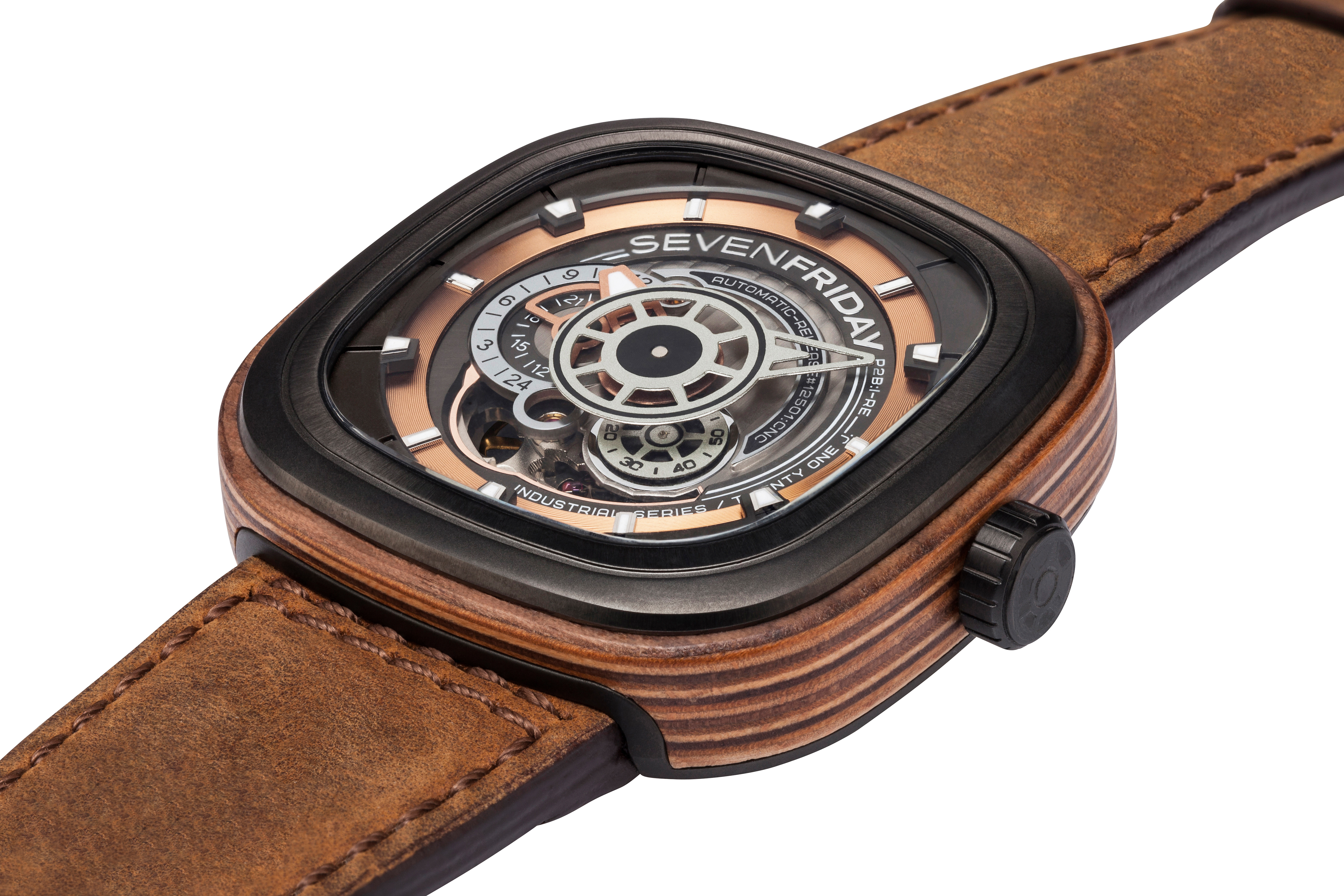 "SEVENFRIDAY LIMITED RELEASE: P2B/03-W AKA ""WOODY"""