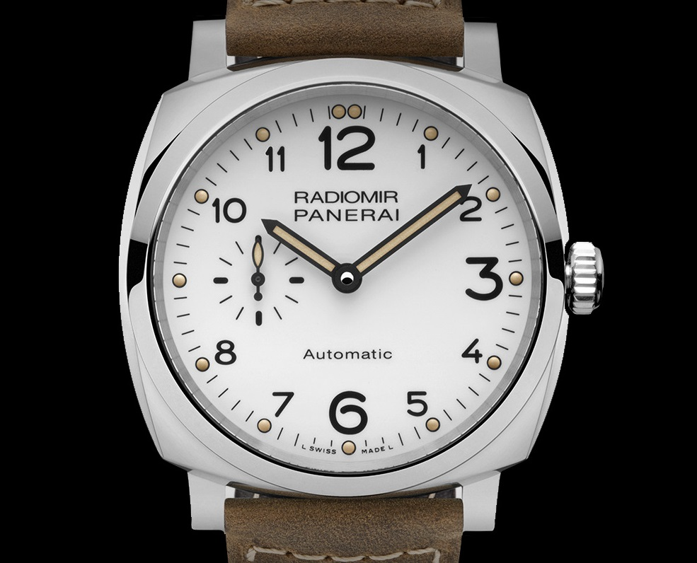 Panerai Luminor 1950 3 Days Titanio DLC – 47mm ...