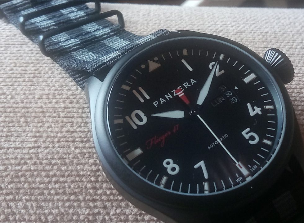 PANZERA Flieger 47 MECHANICA Wulf