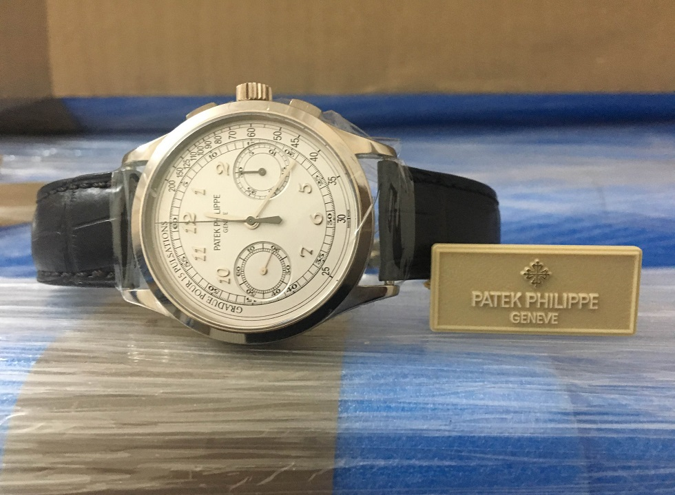 Catawiki Auctions Rare Patek Philippe 5170G-001 Complications Chronograph