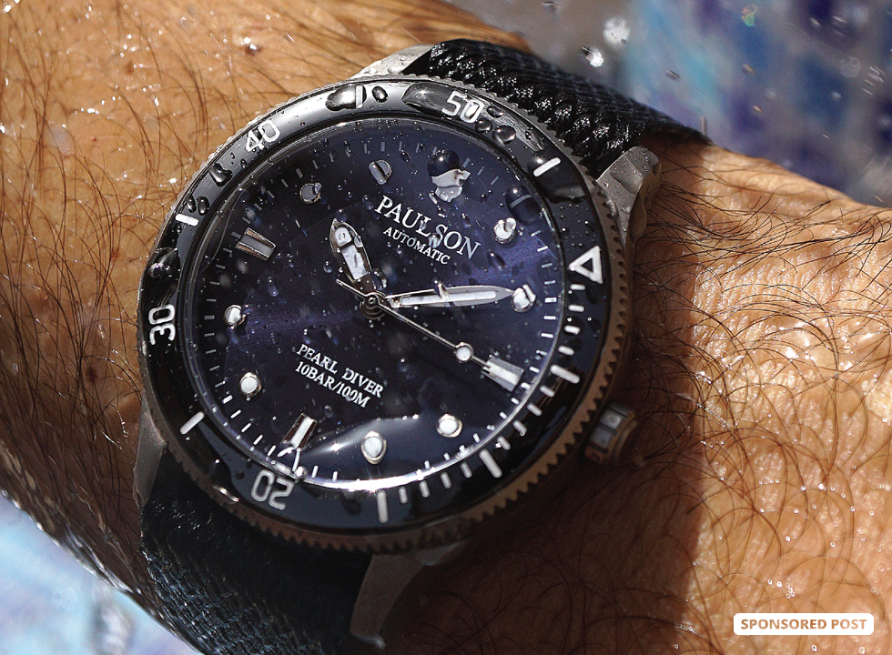 Paulson Watches