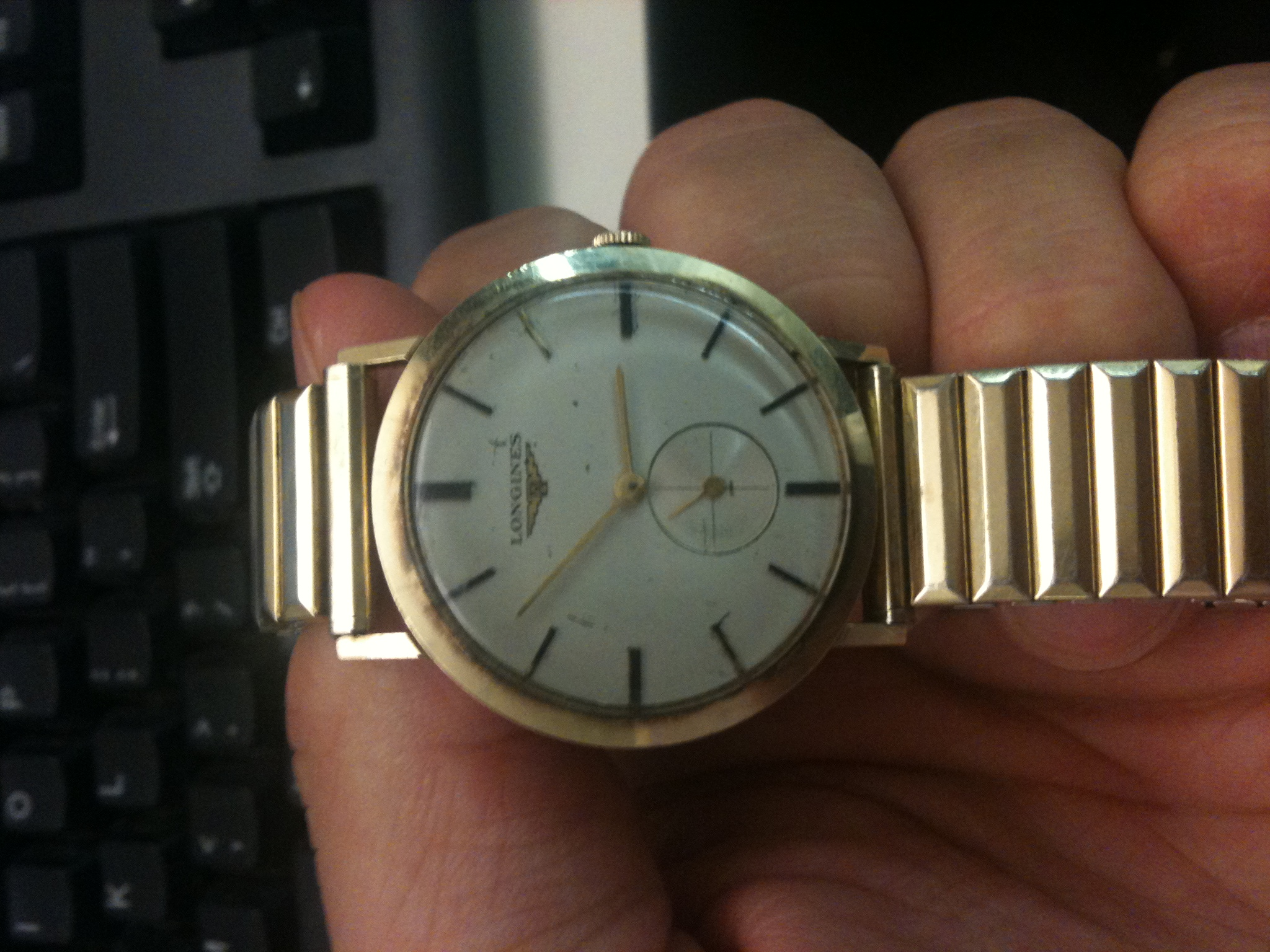 Thread: Where to 1960's Longines watch restored in NYC