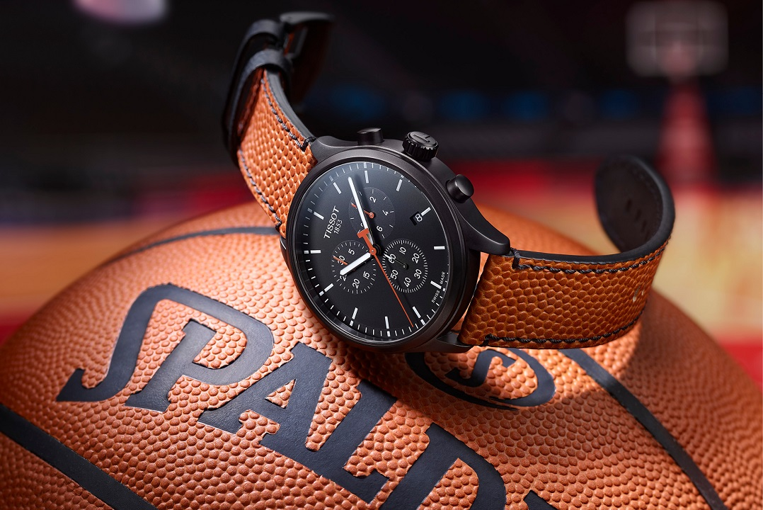 Image result for Tissot Chrono XL NBA Collector Edition