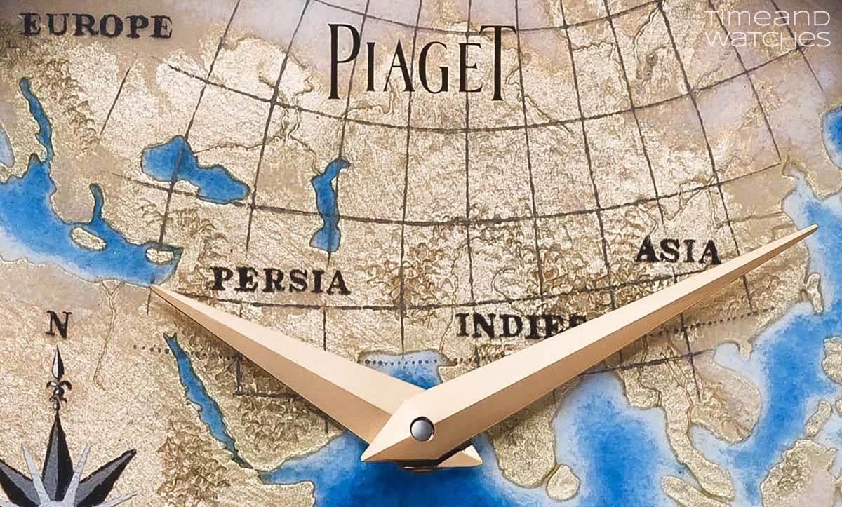 Piaget-Emperador-Coussin-XL-Lune-Astronomique-dial-detail