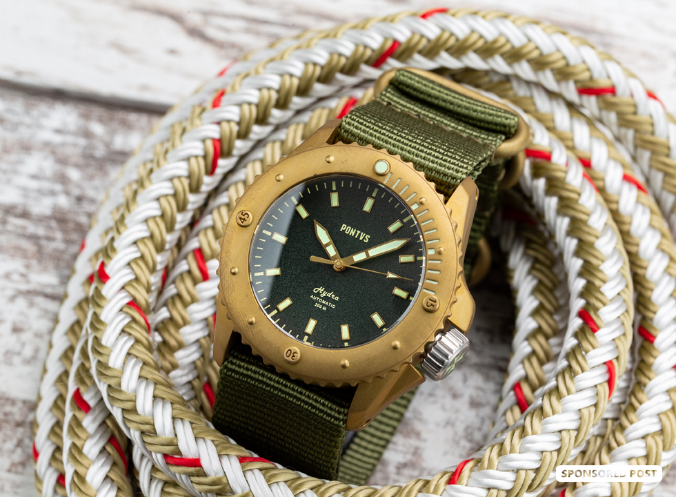 Pontvs Watches Hydra