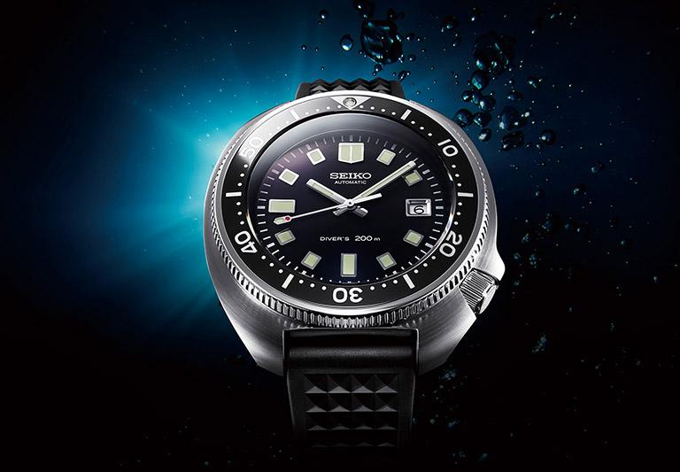 Baselworld 2019: Seiko Prospex 1970s Re-Creation Limited Edition Diver SLA033