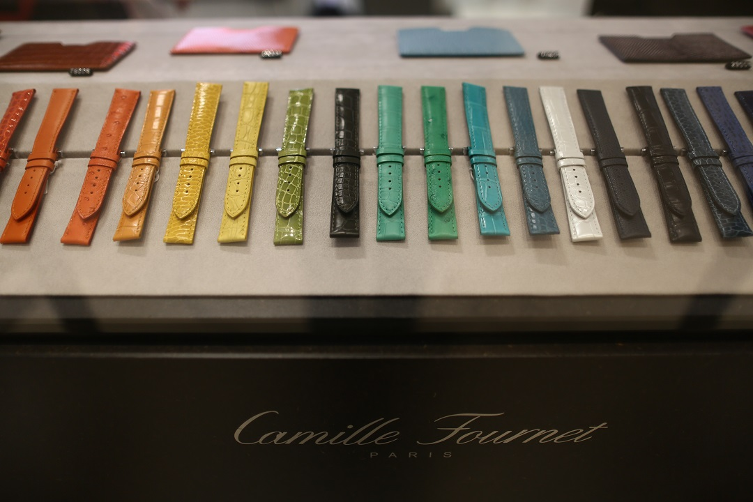 Camille Fournet: Luxury leather made to measure