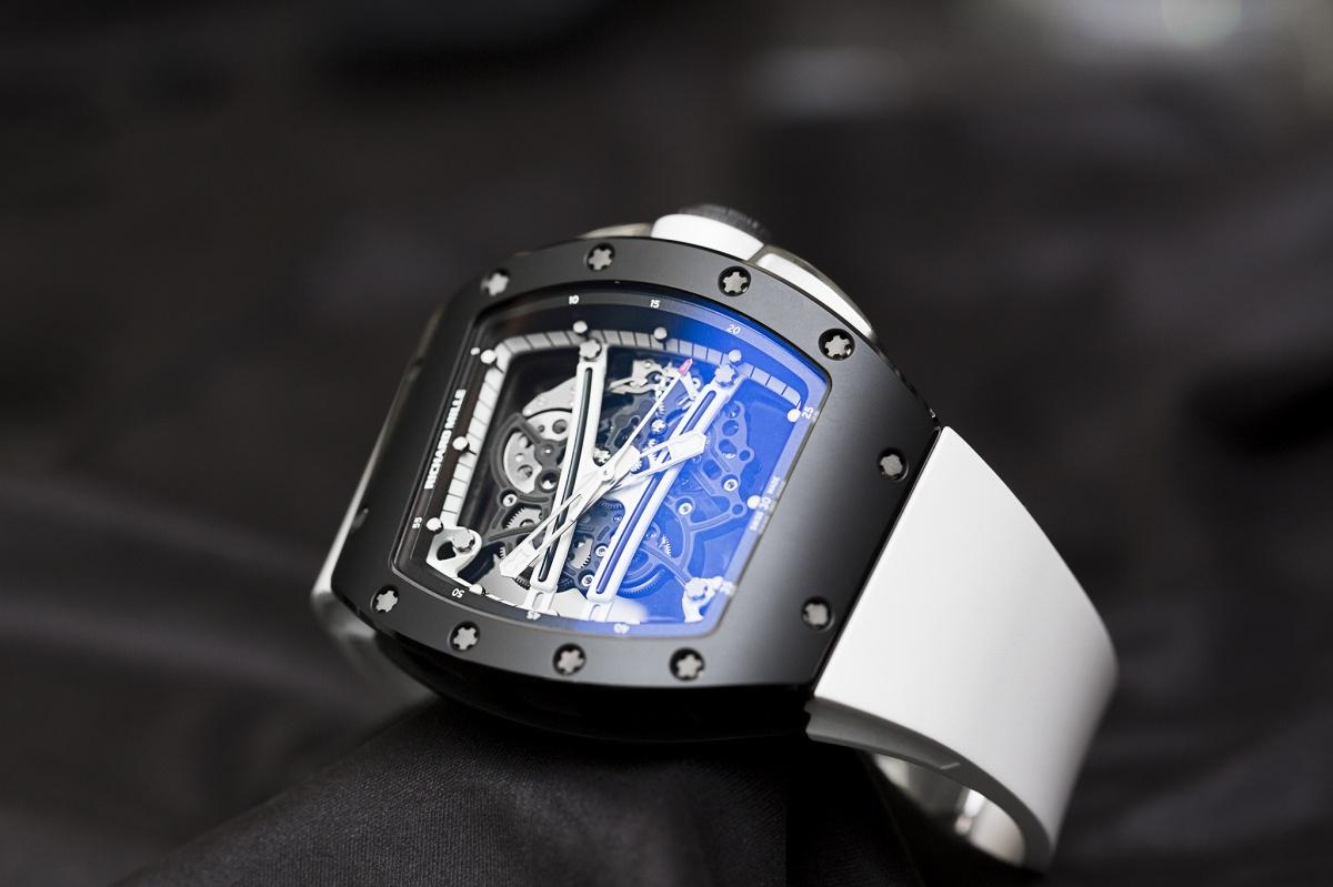 Name:  Richard-Mille-RM-61-01-Yohan-Blake-Limited-Edition-Monochrome-Watch-2015-Angle-2.jpg Views: 730 Size:  193.1 KB