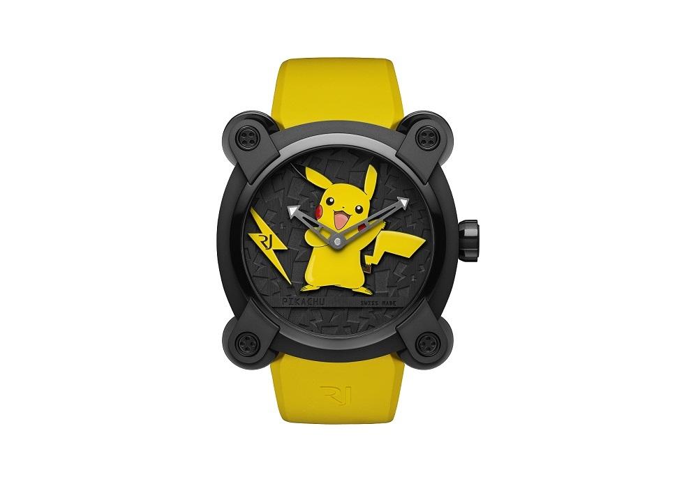RJ-Romain Jerome x Pokémon