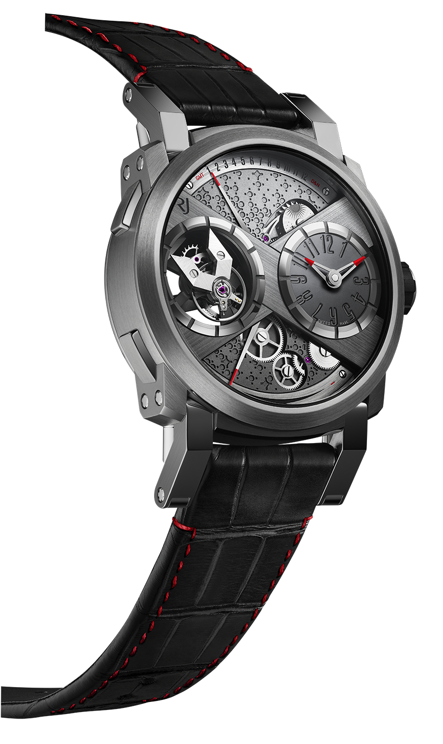 Military Time Clock >> Romain Jerome Moon Orbiter GMT - watchuseek.com
