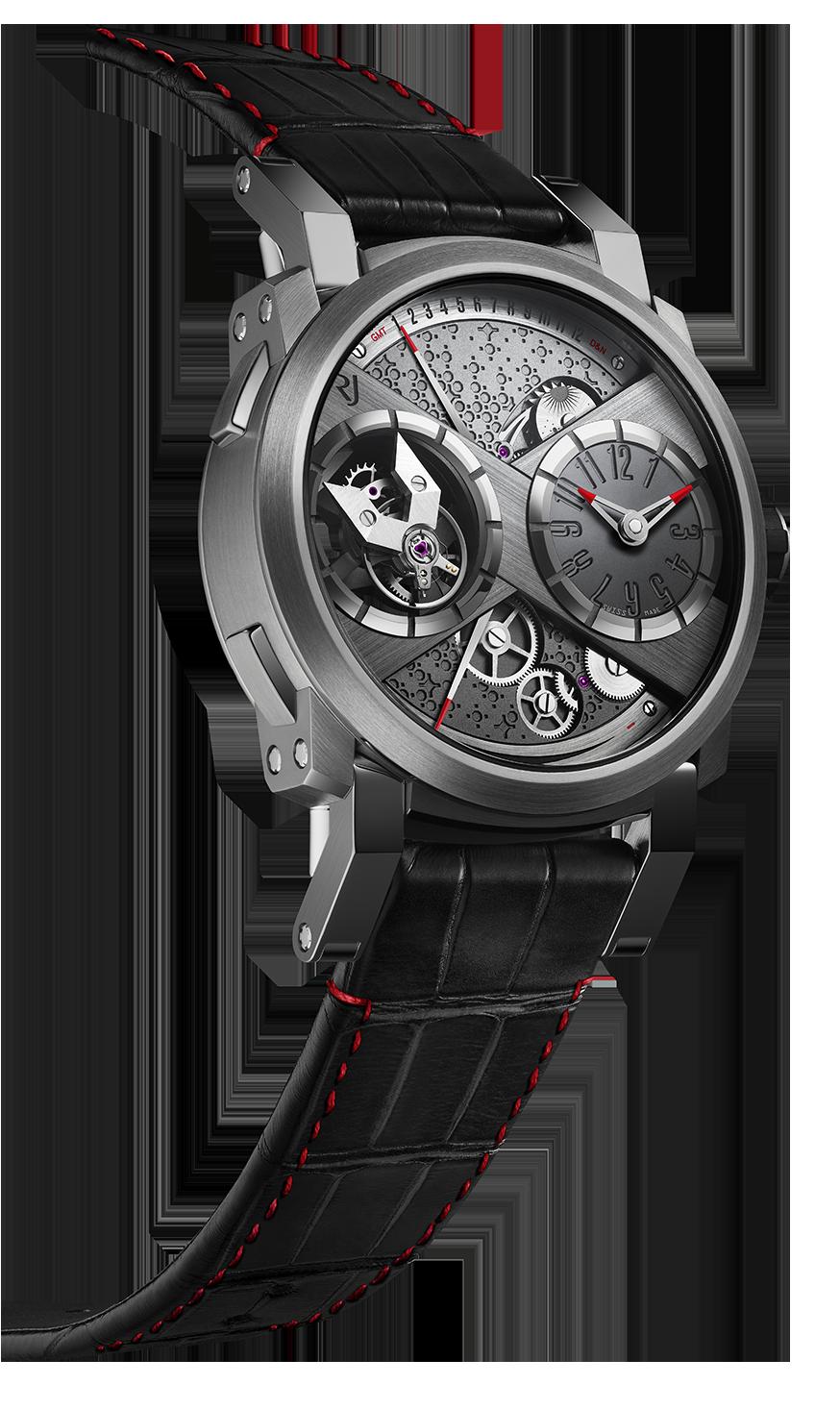Military Time Clock >> Romain Jerome Moon Orbiter GMT - watchuseek.com