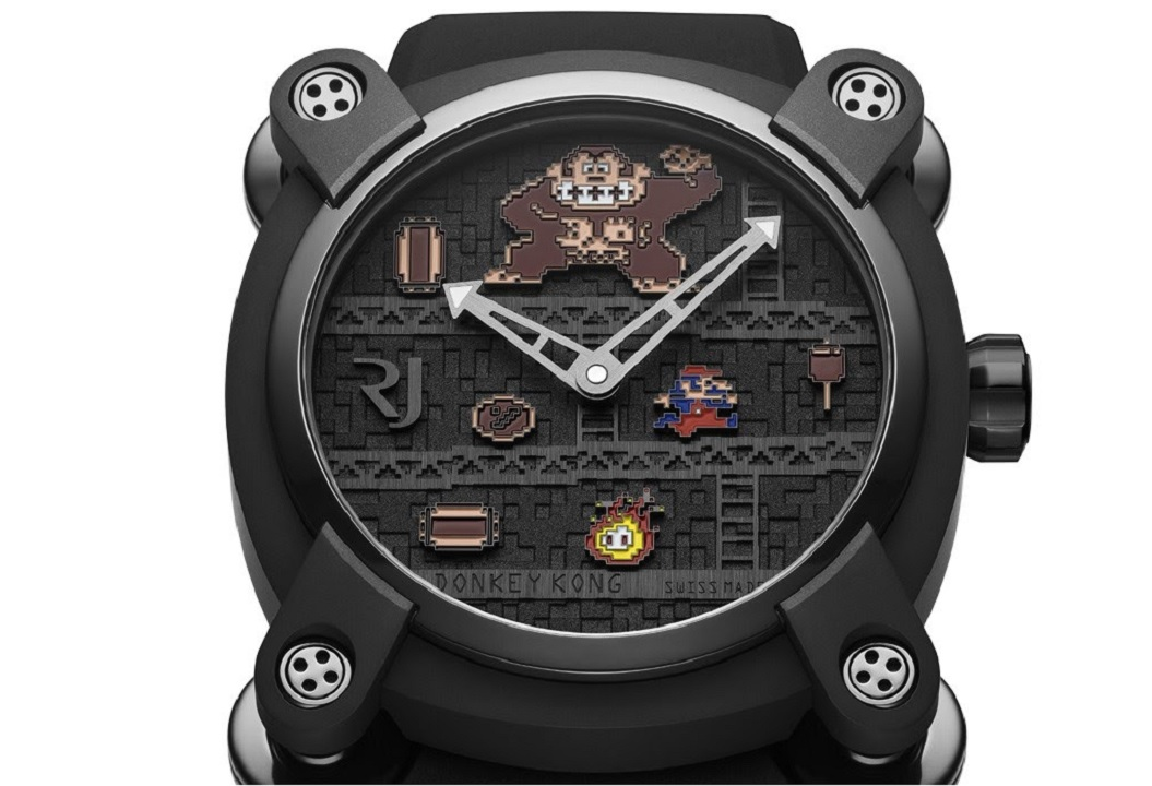 SIHH 2017: RJ-Romain Jerome Donkey Kong LE Watch